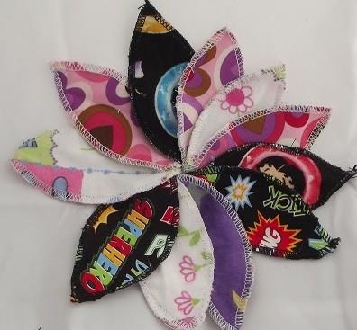 petal pads